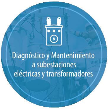 mantenimiento de transformadores electricos