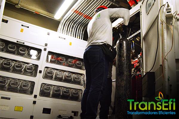¿Por qué hacer mantenimiento a las subestaciones eléctricas?